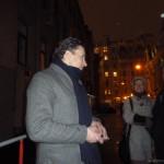 """после спектакля """"Отелло"""", 14.02.2014г."""