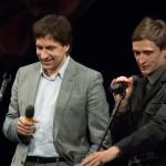 "На галла-концерте награждения фестиваля ""Серебряная шпага"", 28.04.2014г."