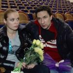 Сургут, 05.03.15, интервью с актерами