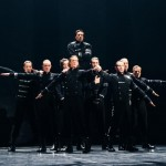 Прогон спектакля «Отелло» в театре Вахтангова