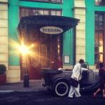 "Съемки ""Торгсин"", фото Ольги Коваленко"